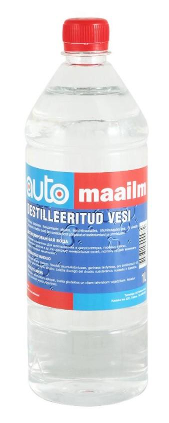 AM AM100031 Tislattu vesi