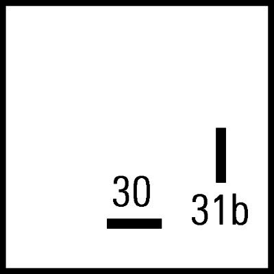 HELLA 3SB 003 985-061 Merkinantolaite