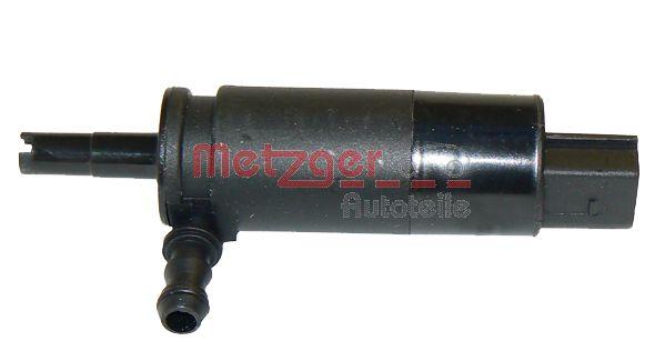 METZGER 2220023 Ajovalojenpesu-pumppu