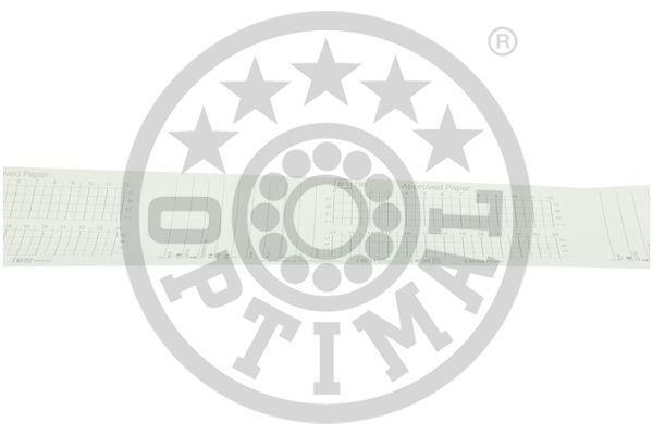 OPTIMAL T-0001 Ajopiirturin levy