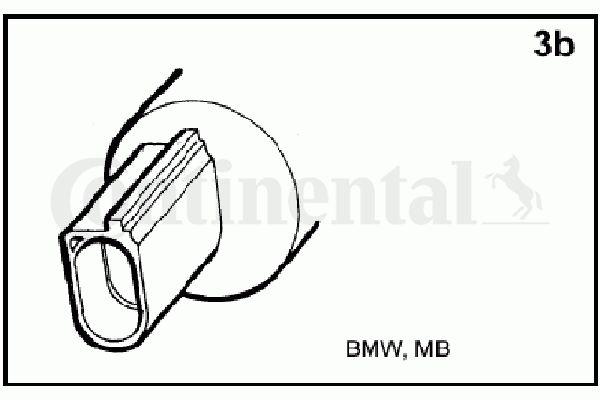 VDO 246-086-001-007Z Ajovalojenpesu-pumppu
