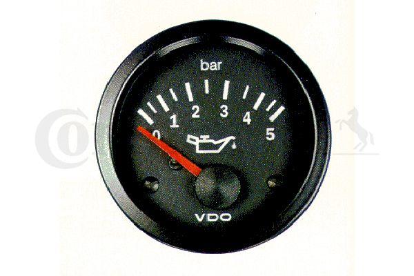 VDO 350-010-008K Mittari, öljynpaine