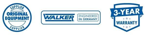 WALKER 69002 Katalysaattori, yleismalli